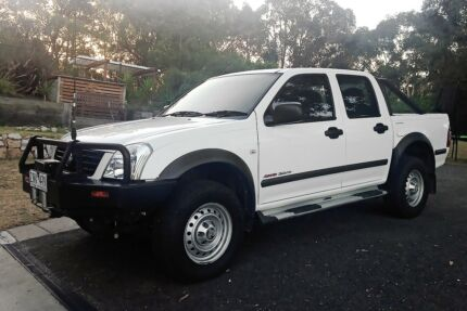 2004 Rodeo >> Turbo Diesel >> Dual Cab >> Low Kms >> Long rego Bairnsdale East Gippsland Preview