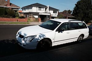 2004 Mitsubishi Magna Wagon Moonee Ponds Moonee Valley Preview