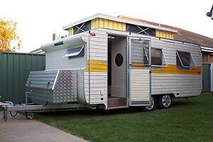 Renovated Windsor Tandem Caravan with Bunks Echuca Campaspe Area Preview
