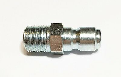 Easy Fit Coupling - Pressure Washer Quick Connect Male Plug .840