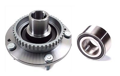 FRONT WHEEL HUB & BEARING FOR 2003-2009 KIA SORENTO 4WD WITH ABS FAST FREE SHIP