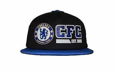 - Chelsea fc soccer cap hat trucker official mesh authentic football club licensed