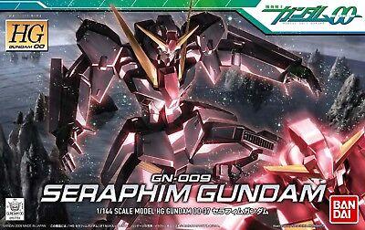 Gundam 00 1/144 HG #37 GN-009 Seraphim Gundam Model Kit