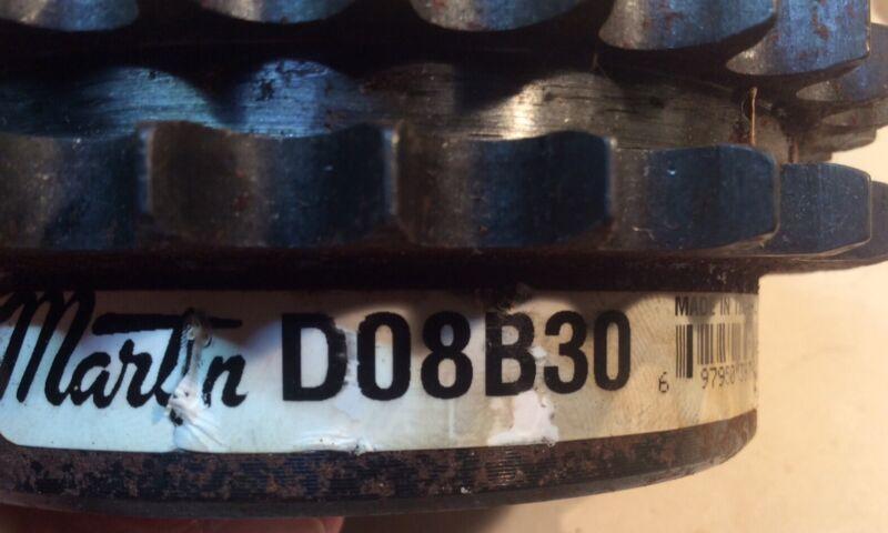 D08B30 Sprocket
