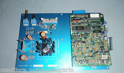 Incon Circuit Board90001-021000 Rev B90001021000asm 002856-2 Rev Be281a-4002