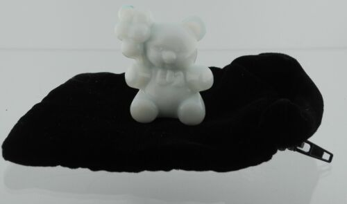 Boyd Glass Patrick Balloon Bear Milk White