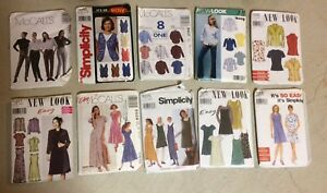 Women's Clothing Sewing Patterns Most New