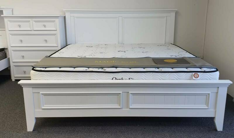 Today Delivery Hampshire Elegant White Bed Frame Beds Gumtree Australia Belmont Area Belmont 1252098086