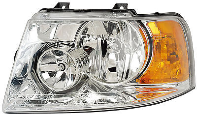 MONACO KNIGHT 2011 HEADLIGHT LEFT DRIVER FRONT HEAD LIGHT LAMP RV MOTORHOME