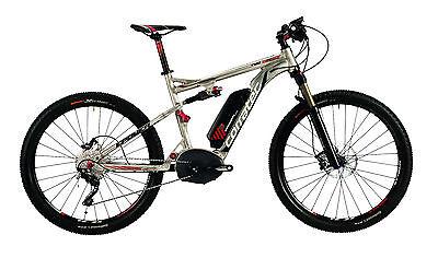 CORRATEC E-Power Fully MTB Two Circle Bosch Performance 25 , E-Bike, size 44cm d'occasion  Expédié en Belgium