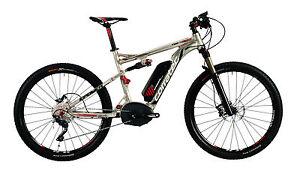 CORRATEC E-Power Fully MTB Two Circle Bosch Performance 25 , E-Bike, size 44cm