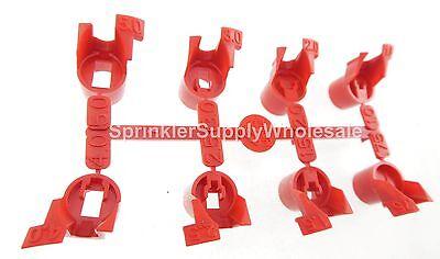 5 SETS Hunter PGJ Standard Nozzle Rack 538700 for PGJ -