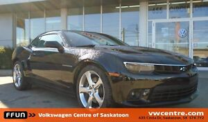 2015 Chevrolet Camaro SS LEATHER, NAV, 6 SPEED COUPE. WON'T L...