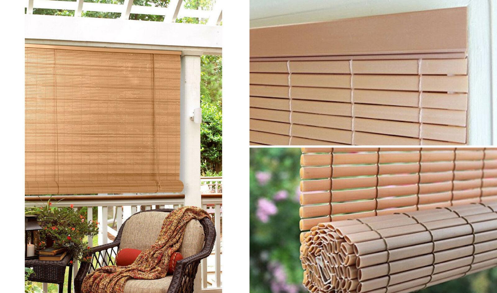 indoor outdoor window blinds sun shade vertical