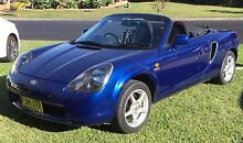 Toyota MR2. One owner, only 30,000 Klms Toukley Wyong Area Preview