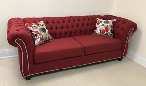 Brand New Canadian Made  Designer Sofa