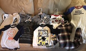 BRAND NEW Baby Boy Clothes Lot