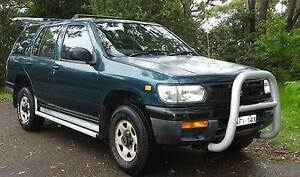 1997 Nissan Pathfinder Wagon Shoal Bay Port Stephens Area Preview