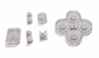 Nintendo Switch Left Joy-Con replacement SIlicon Rubber Button  Set UK Seller