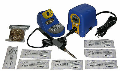 Hakko Fx888d-23by Soldering Station Includes T18-bblid24d32c05s7599-029