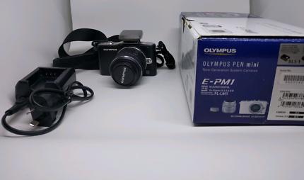 Olympus camera EPM1