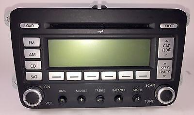Volkswagen AM/FM/CD/MP3 Car Stereo Part # CQ-EV1467G - FOR PARTS/REPAIR