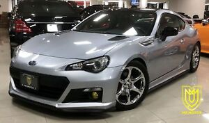2015 Subaru BRZ LIMITED 1 OWNER NO ACCIDENT NAVI LOTS OF UPGARAD