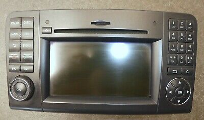 Mercedes Benz ML 350 CDI W164 MOPF Comand Radio DVD Navi A1649002301