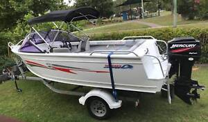 Aluminium Runabout Boat for Sale