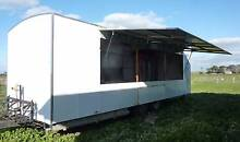 Over engineered, 8m long enclosed trailer, catering, retail, camp Nar Nar Goon Cardinia Area Preview
