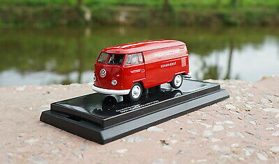 1/64 Scale Volkswagen T1 Bus Porsche Version Diecast Car model Collection Toy for sale  Shipping to Ireland
