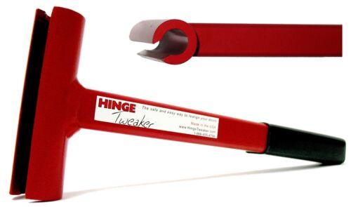 Open Box: Hinge Tweaker Size .134 Gauge Commercial Door Hinge Adjust Tool