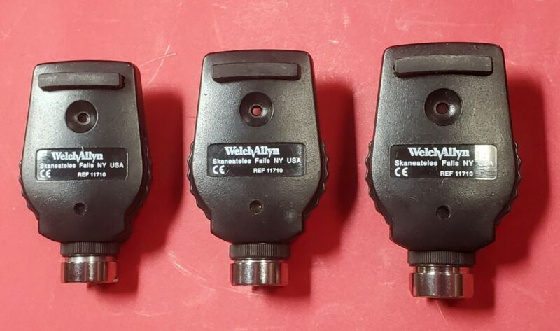 Welch Allyn REF 11710 3.5V Standard Ophthalmoscope Head  (Used)