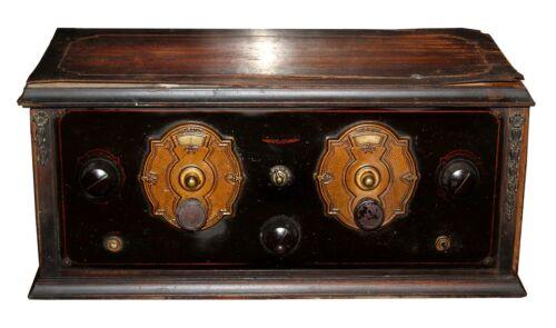 Antique 1926 XL-25 M-3001 A-C Dayton, Co Tabletop Radio, Non-Functional