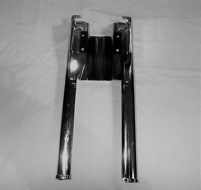 carenage capotage de fourche peugeot 103 MVL chromé neuf