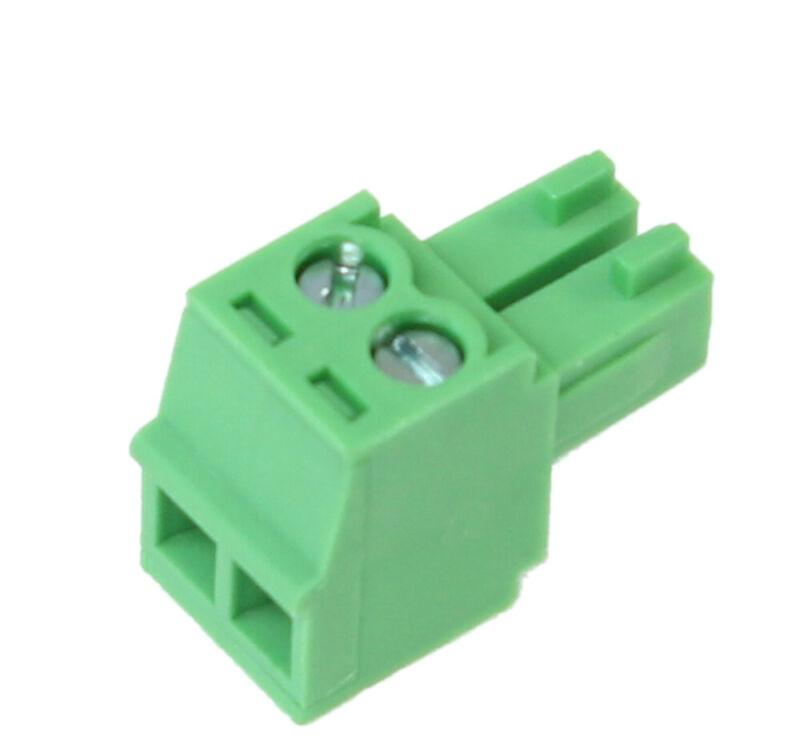 3.5mm Pitch 2 Position Euro / Phoenix(TM) PCB Terminal Block Connector