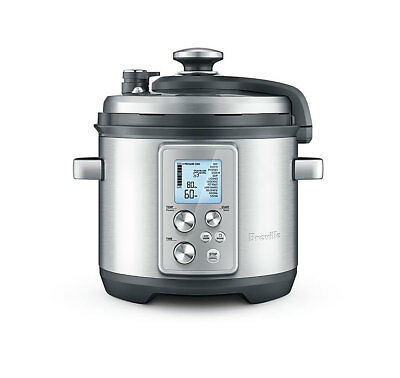 Breville BPR700BSS Fast Slow Pro Multi Function Cooker, Brus