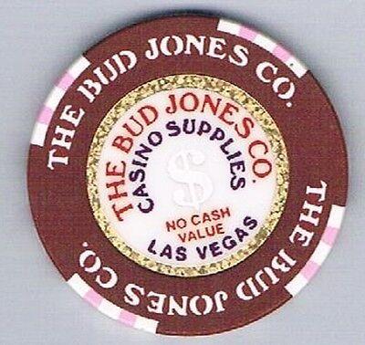 Casino Supplies Las Vegas (Bud Jones Co. Casino NCV Brown Chip Casino Supplies Las Vegas)