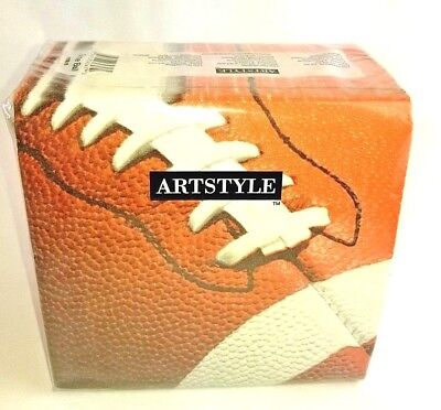 Artstyle High Quality Football Theme Napkins 3-Ply 13 inch 120 Count Party