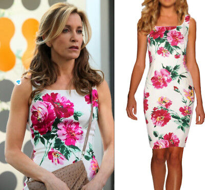 NEW w Tag DOLCE & GABBANA ITALY floral dress It size 42 Return 24 hours accepted