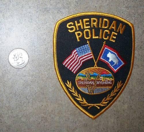 WYOMING ~Sheridan Police~
