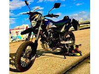 Black apache 125