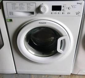 White Hotpoint 7KG Washing Machine - 6 Months Warranty - £140