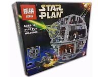 UK STOCK BNIB Lepin Death Star 2017 version (Lego 75159 equiv.)