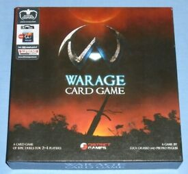 'War Age' Card Game (new)