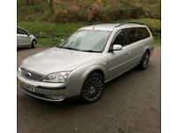 Ford Mondeo Zetec tdci very Lowe miles and full service history!!