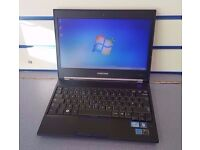 SAMSUNG NP400 NOTEBOOK i3 4GB 500GB WITH RECEIPT