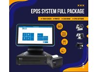 Buy Now Pay Later.Touch Screen EPOS system,POS Till epos ,Retail pos.All in One Set New.Epos Bundle