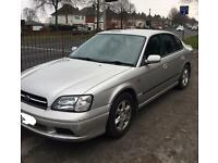 Breaking Subaru Legacy GL Year 2002