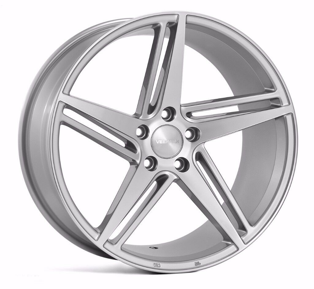 "18"" Veemann V-FS31 Alloy Wheels & Tyres"